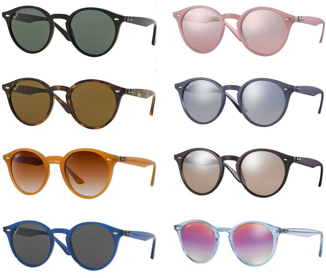 Ray Ban RB2180 Round