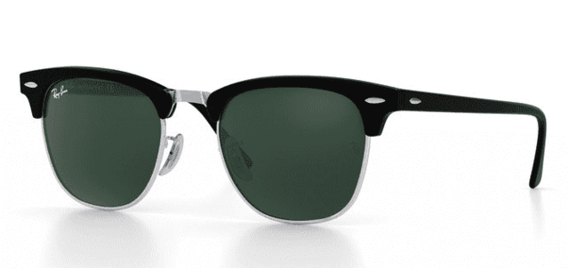Ray Ban RB3816 ClubMaster Double Bridge - Tienda Icons
