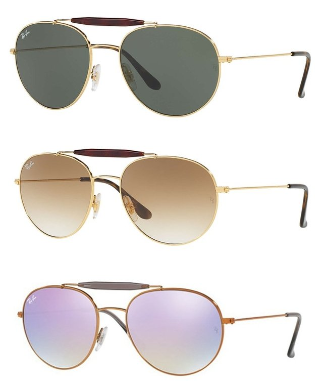 Ray Ban RB3540 Double Bridge - comprar online