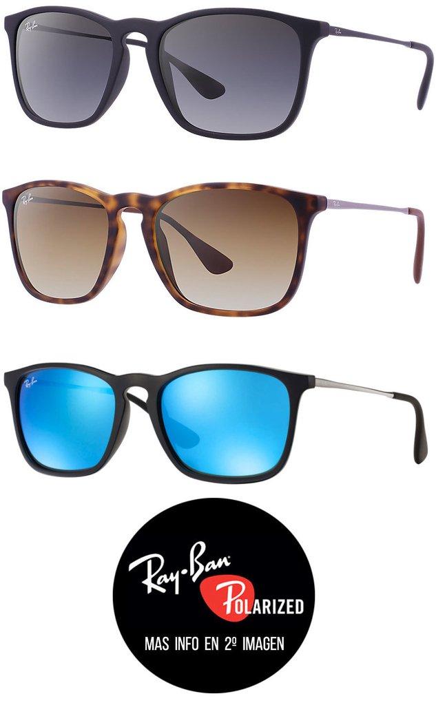 4b4921a0d Ray Ban RB4187 Chris Polarizados - Tienda Icons