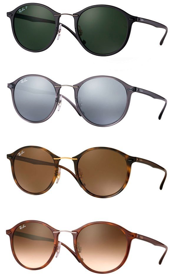 Ray Ban RB4242 Round Light Ray