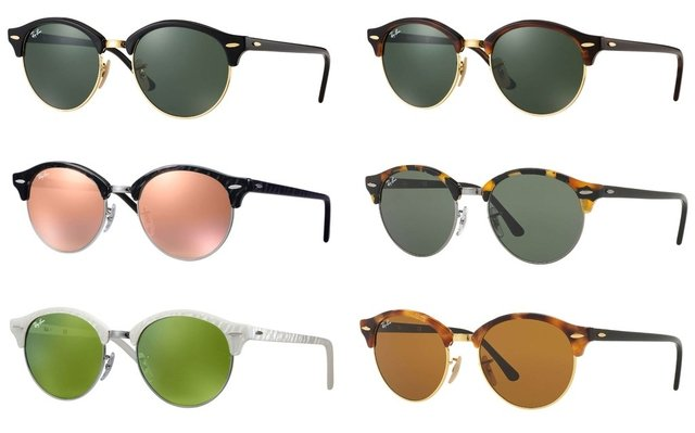 Ray Ban RB4246 ClubRound