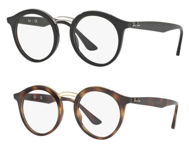 Ray Ban RB7110 Round Gatsby
