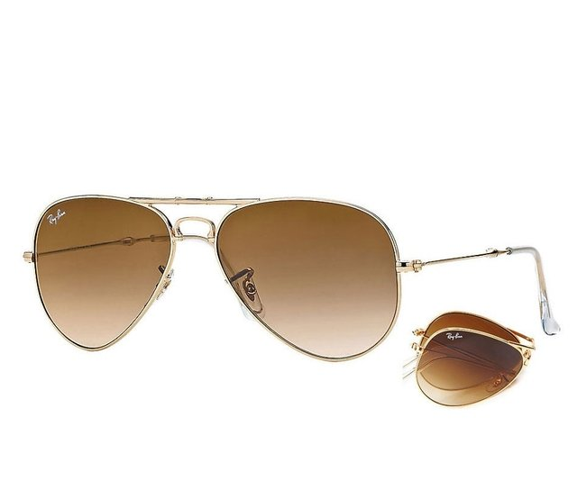 Ray Ban RB3479 Aviator Folding - comprar online