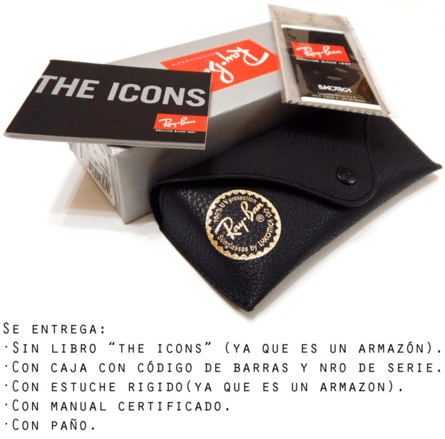 Ray Ban RB7021 RB7022 Ultra Livianos - Tienda Icons