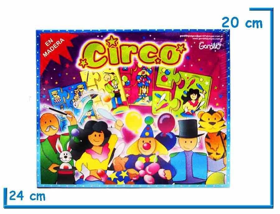Comprar Circo Madera En Asociacion Kidz Juguetes 9E2HIWDY
