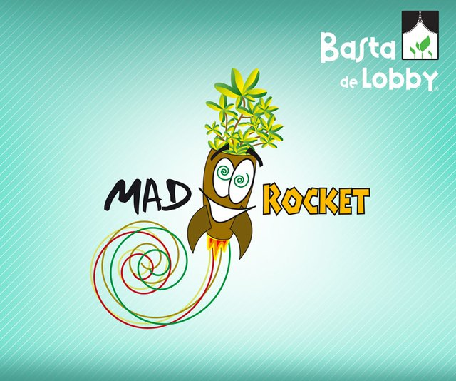 Mad Rocket Bandeja Sola x 54