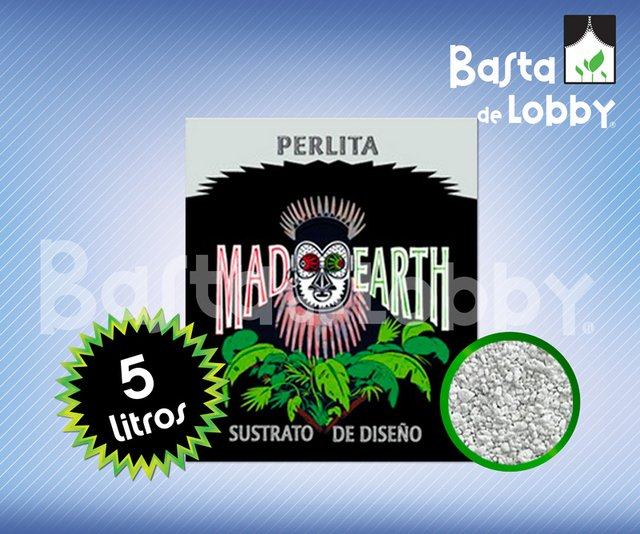 MAD EARTH PERLITA 5L.