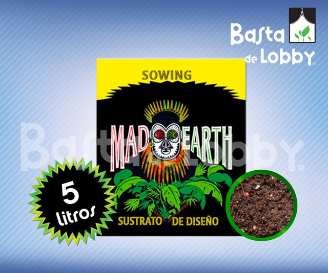 MAD EARTH SOWING 5L.