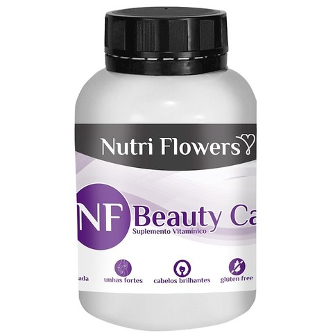 BEAUTY CARE 60 CÁPSULAS HOT FLOWERS