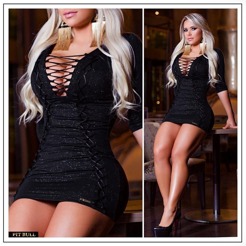 Vestido Sexy 63