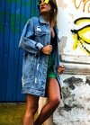Jacket Oversize Denim