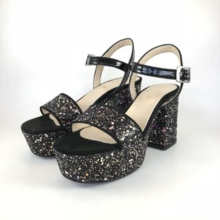 Sandalia Night Black