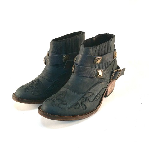 Bota Rock black