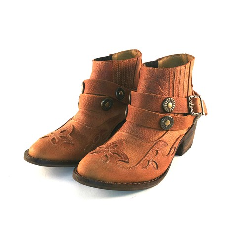 Bota texana Rock suela