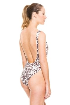 Entero sirenas animal print en internet