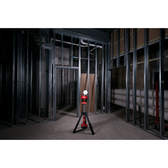 Torre Iluminacion Led Milwaukee 2130-20 M18 Rocket 2000 Lumens
