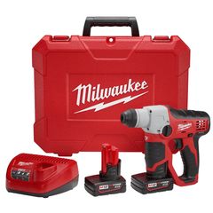 Rotomartillo Sds Plus 12v 4,0ah 2412-259a Milwaukee 2bat+car - Weimar Tool Haus - Maquinas y Herramientas