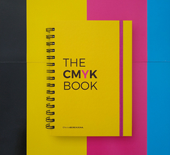 CMYK BOOK - AMARILLO A5