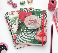 Cuaderno TROPICAL FUCSIA