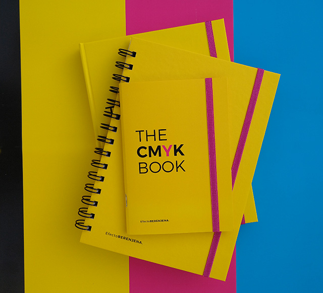 THE CMYK BOOK