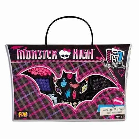 Monster High Micangas Morcego  -  Fun
