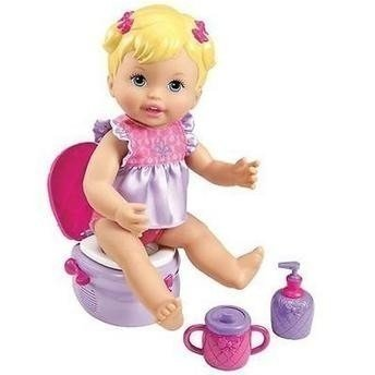 Boneca Little Mommy Peniquinho Mattel