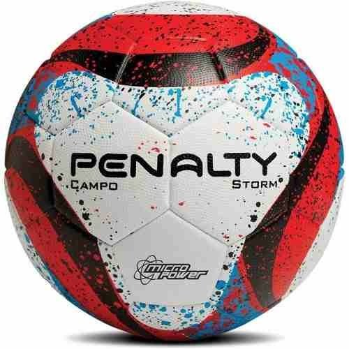 9b289ff0e9 Bola De Futsal Storm C c Mão Bc-vm-az Penalty