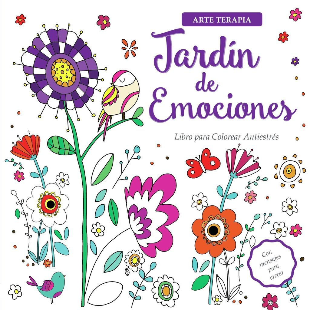 Jardín De Emociones Comprar En Ediciones Assisi
