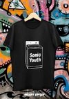 Remera Sonic Youth Mashing Machine