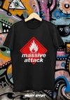 Remera Massive Attack