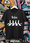 Remera The Beatles Abbey Road