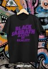 Remera Black Sabbath Master Of Reality