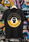 Remera Deftones California Logo