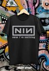 Remera Nine Inch Nails (nin) Now Im Nothing