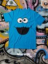 REMERA MOUNSTRUO COMEGALLETAS (COOKIEMONSTER)
