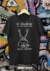 REMERA DANIEL JOHNSTON HI HOW ARE YOU?