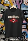 REMERA FOO FIGHTERS 4