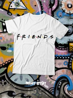 REMERA FRIENDS 1 - comprar online
