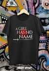 REMERA GAME OF THRONES A GIRL HAS NO NAME