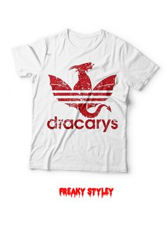 Remera Game Of Thrones Dracarys