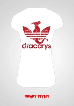 Remera Game Of Thrones Dracarys - comprar online