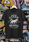 REMERA GAME OF THRONES HOUSE STARK 2