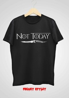 Remera Game Of Thrones Not Today