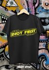 REMERA HAN SHOT FIRST 2