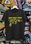 REMERA HAN SHOT FIRST 3