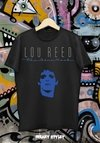 Remera Lou Reed 3 (BLUE MASK)