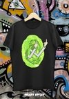 REMERA RICK AND MORTY F.U. PORTAL - comprar online
