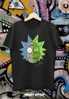REMERA RICK AND MORTY GET TOXIC