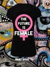 Remera THE FUTURE IS FEMALE - comprar online